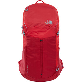 The North Face Litus 22-RC Mochila, rage red/high risk red